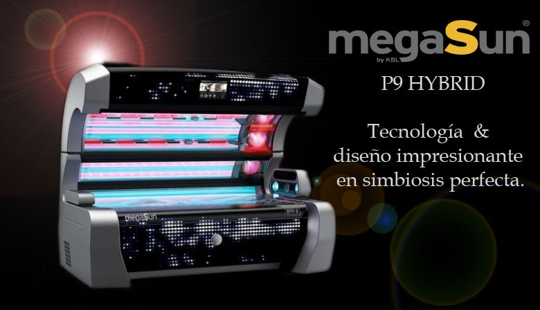 Megasun P9 Hybrid